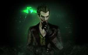 Joker by SallibyG-Ray