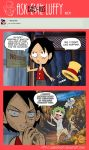 Ask Bad-Ass Luffy - 01 by JaredofArt