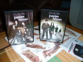 The Addams Family collection by EgonEagle