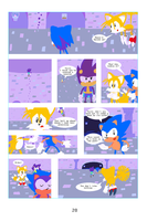 Sonic the Hedgehog the Comic pg 20 by bulgariansumo