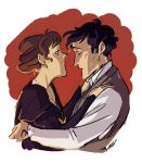TID - Tessa and Will by ursyoctopus
