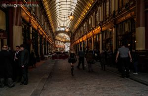 Misa at Leadenhall Market 1 by TPJerematic