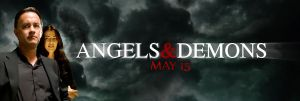 Angels and DEMONS banner III by onurb-design