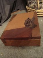 Leather Box by MonstrositiesNZ