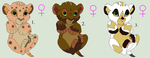 Random Cub Adopts ~ 10 Points Each ~ *OPEN* by Adopting-Angels