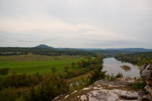 View from Calico Rock II by joelht74