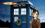 Doctor Who - tenth doctor by Nie-Nie7