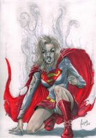 Supergirl by Szigeti