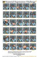 Expressions by TFSoldier