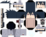 Sasuke Vs Naruto by hollowkingking