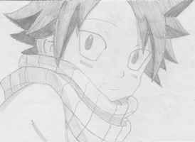 Natsu as a child (Fairy Tail) by awesome0607