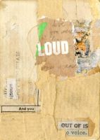 Loud by RichardLeach