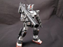 RX-78-1 Prototype Gundam 3 by clem-master-janitor