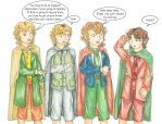 Lets play Tig by hobbit-katie