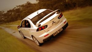 Mitsubishi Evo X (1) by BlackLizard1971