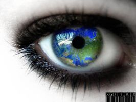 the whole world in this eye by xgothikix