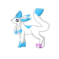 Pluto -glaceon- by Iceheart-the-cat