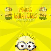 Pack Minions by Wordofphoto