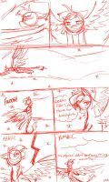 The Aurora in the Sky 1 (Not Finished) by Live-Laugh-Loki
