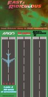 Fast and Furious 6 How Long Was That Runway? by maxevry