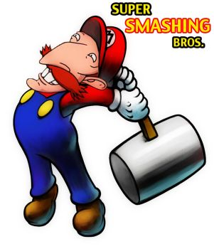 Super Smashing! by Antidromic