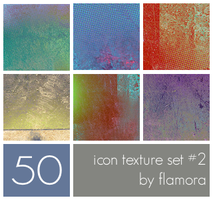 Icon Texture Set Two. by flamora
