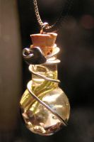 Magic Vial Charm - Memory 2 by Izile