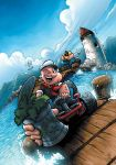 popeye by deemonproductions