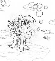 2012-01-24-Derpy Hooves, Remade by Valorcrow