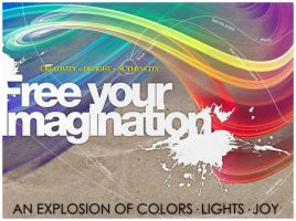 Free Your Imagination by mujiri