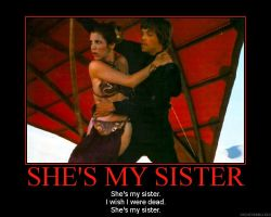 She's My Sister Poster by mbc12-5-58