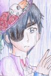 Aceo #58 Dont Cry, Ciel~ by HikaCat
