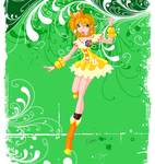 PreCure Amber by Bloom2