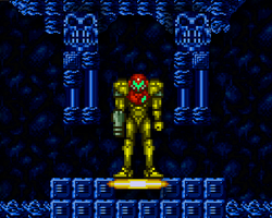 Super Metroid Concept 2 WIP by likelikes