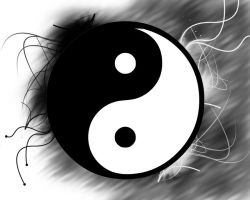 Ying and Yang by Sousmatras