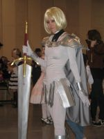 No. 47 Claymore: Clare by elfgirllithirnial