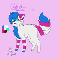 Chibichu ref by ButterflyColour