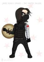 Cutie: the Winter Soldier by Dulcamarra