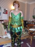 Enchantress WIP Corset, skirt arms by ThePixieNixie