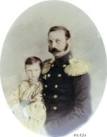 Alexander II and Maria by Linnea-Rose