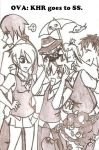KHR goes to SS cover by KuroTempesTa