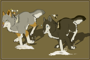 Wolf Point  Adoptables OPEN by biggs2