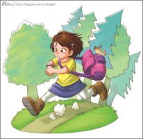 Lating For School by suolan