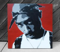 2Pac by AwardTour