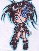 ShE iS My bLaCk RoCk sHoOtEr by project-fallen-angel