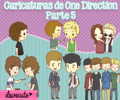 Caricaturas de One Direction Parte 5 by IloveCute1220