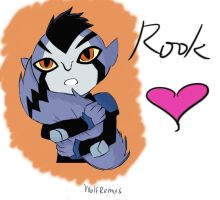 Rook by WolfRemus