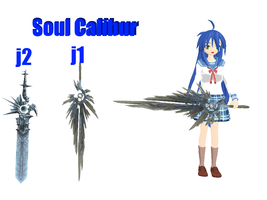 MMD SC4 Soul Calibur Download by supersonicwind69
