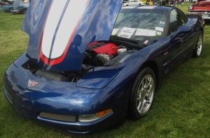 (2004) Chevrolet Corvette [Commemorative Edition] by auroraTerra