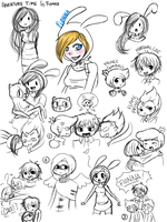 So much Fionna by ShutUpChibsi
